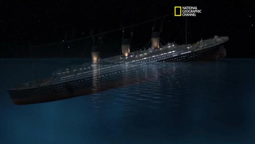How the Titanic Sank