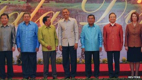 Obama at ASEAN