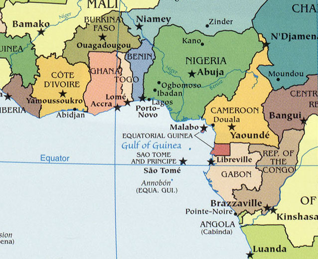 Tackling Insecurity in West Africa's Waters