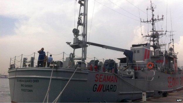 Mv Seaman Guard